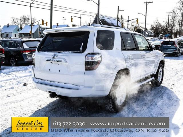 2017 Toyota 4Runner SR5 (Stk: 407345) in Ottawa - Image 6 of 25