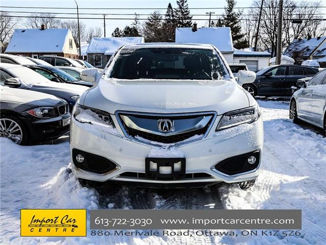 2016 Acura RDX Base (Stk: 803033) in Ottawa - Image 2 of 27