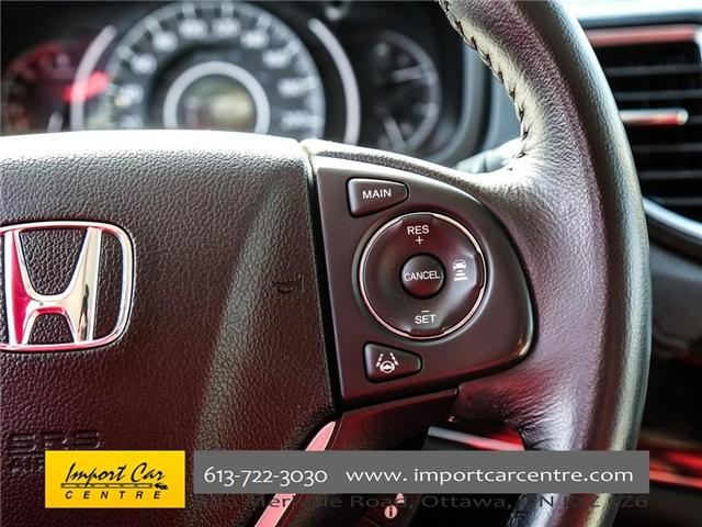 2016 Honda CR-V Touring (Stk: 800183) in Ottawa - Image 5 of 28