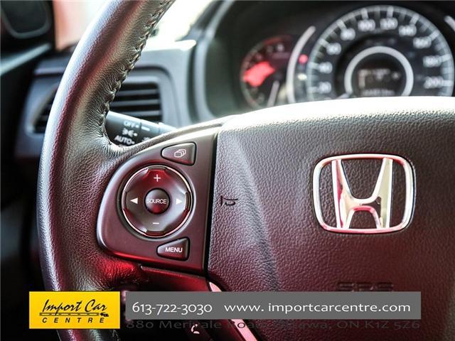 2016 Honda CR-V Touring (Stk: 800183) in Ottawa - Image 6 of 28