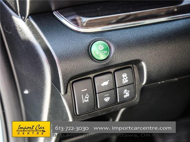 2016 Honda CR-V Touring (Stk: 800183) in Ottawa - Image 8 of 28