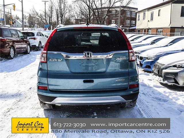 2016 Honda CR-V Touring (Stk: 800183) in Ottawa - Image 17 of 28
