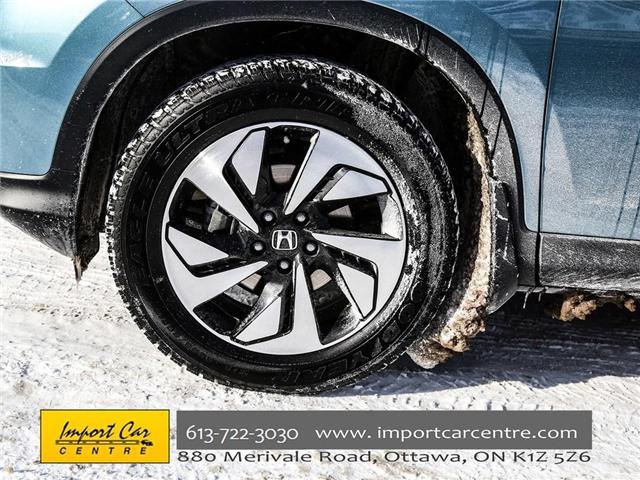 2016 Honda CR-V Touring (Stk: 800183) in Ottawa - Image 19 of 28