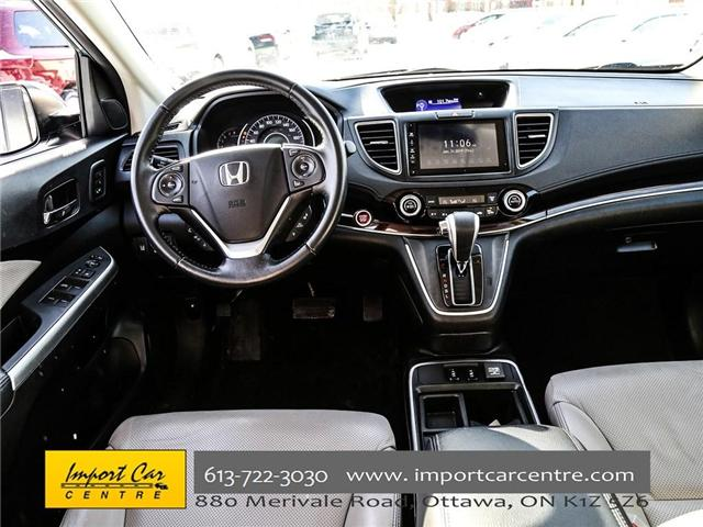 2016 Honda CR-V Touring (Stk: 800183) in Ottawa - Image 23 of 28