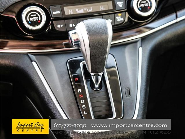 2016 Honda CR-V Touring (Stk: 800183) in Ottawa - Image 25 of 28