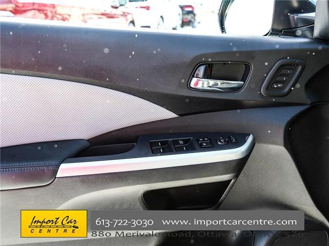 2016 Honda CR-V Touring (Stk: 800183) in Ottawa - Image 27 of 28