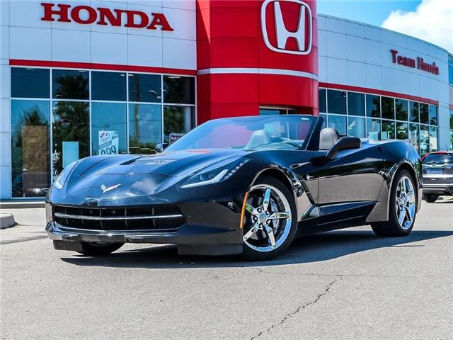 2015 Chevrolet Corvette Stingray (Stk: 2622) in Milton - Image 1 of 24