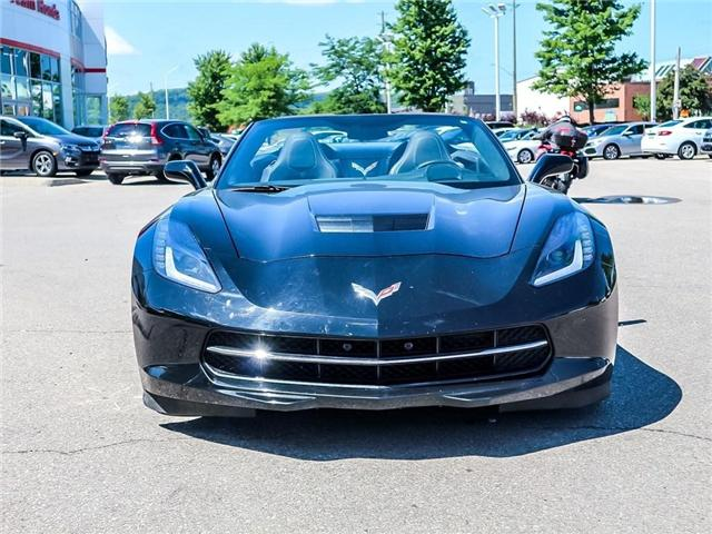 2015 Chevrolet Corvette Stingray (Stk: 2622) in Milton - Image 2 of 24