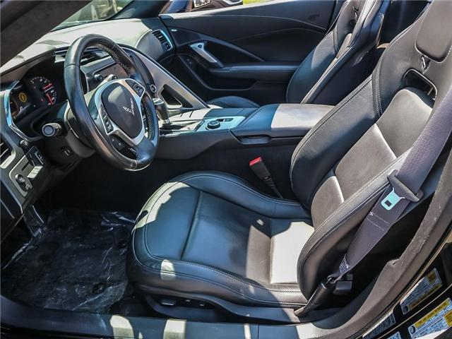 2015 Chevrolet Corvette Stingray (Stk: 2622) in Milton - Image 11 of 24