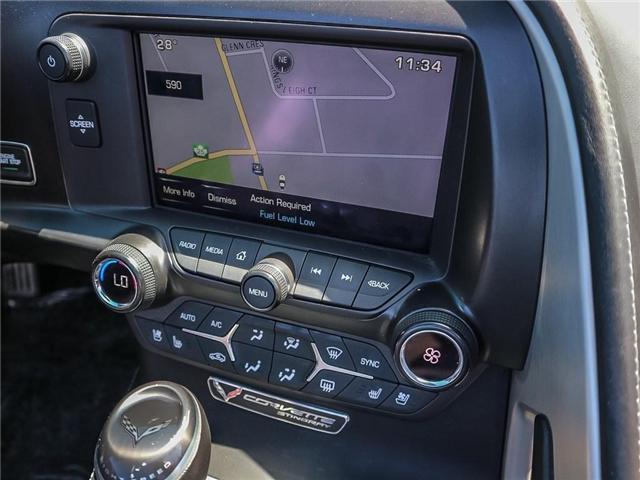 2015 Chevrolet Corvette Stingray (Stk: 2622) in Milton - Image 16 of 24