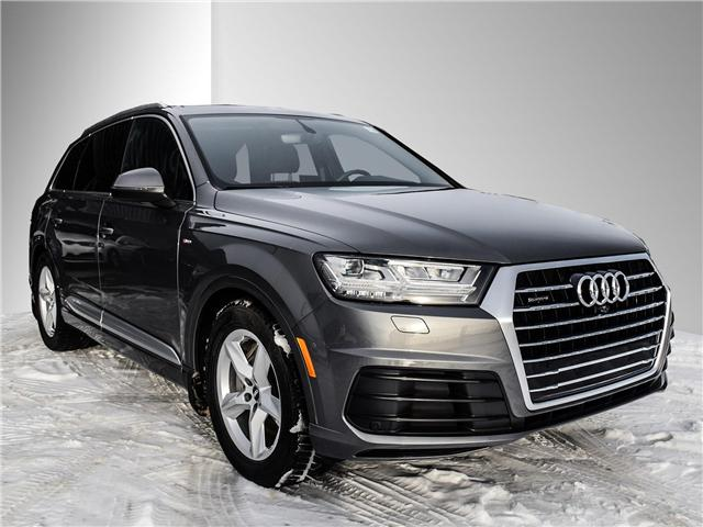 2018 Audi Q7 3.0T Technik (Stk: N4405) in Calgary - Image 1 of 26