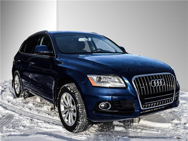 2015 Audi Q5 3.0 TDI Technik (Stk: U0723) in Calgary - Image 1 of 24