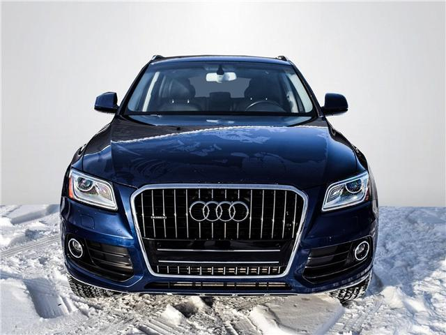 2015 Audi Q5 3.0 TDI Technik (Stk: U0723) in Calgary - Image 2 of 24