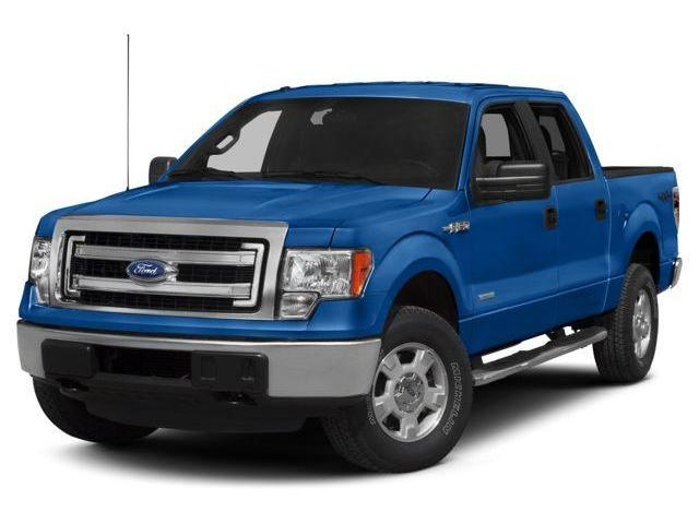 2013 Ford F-150 FX4 (Stk: E4153B) in Edmonton - Image 1 of 6