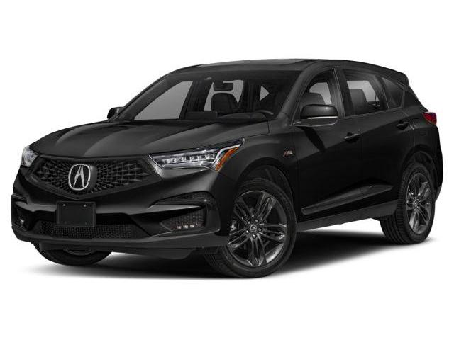 2019 Acura RDX A-Spec (Stk: AT395) in Pickering - Image 1 of 9