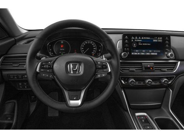 2019 Honda Accord Touring 1.5T (Stk: U676) in Pickering - Image 4 of 9