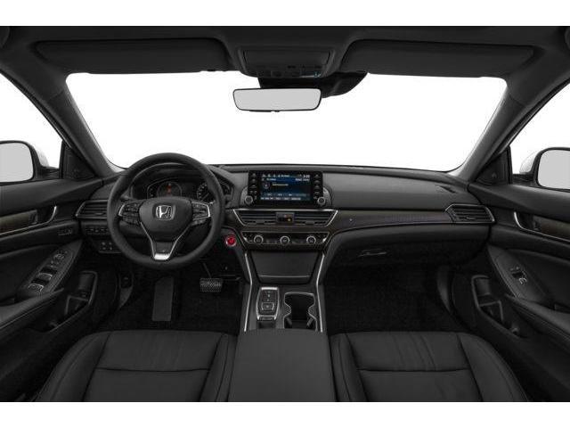 2019 Honda Accord Touring 1.5T (Stk: U676) in Pickering - Image 5 of 9