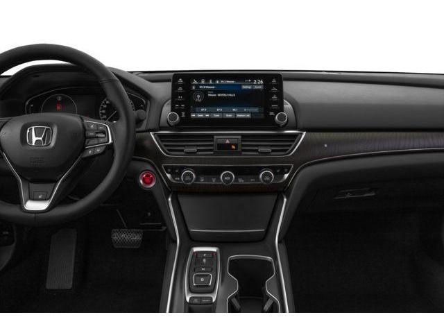2019 Honda Accord Touring 1.5T (Stk: U676) in Pickering - Image 7 of 9
