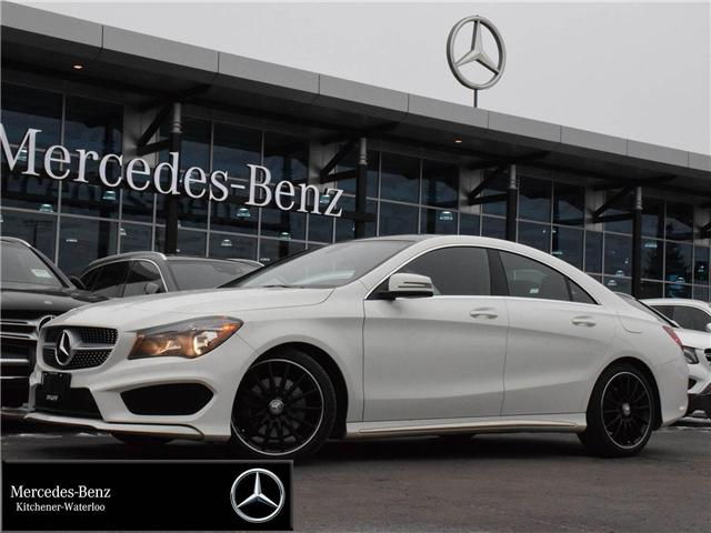 2015 Mercedes-Benz CLA-Class Base (Stk: K3707) in Kitchener - Image 1 of 30