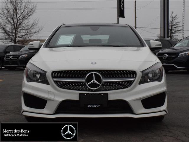 2015 Mercedes-Benz CLA-Class Base (Stk: K3707) in Kitchener - Image 2 of 30