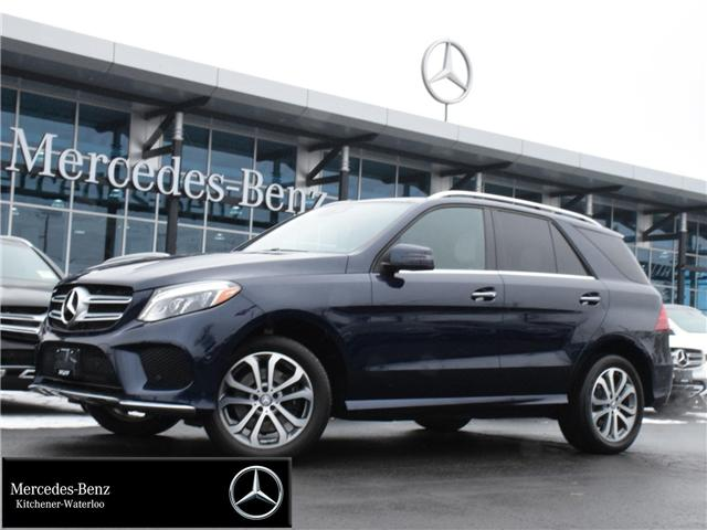 2016 Mercedes-Benz GLE-Class Base (Stk: K3708) in Kitchener - Image 1 of 30
