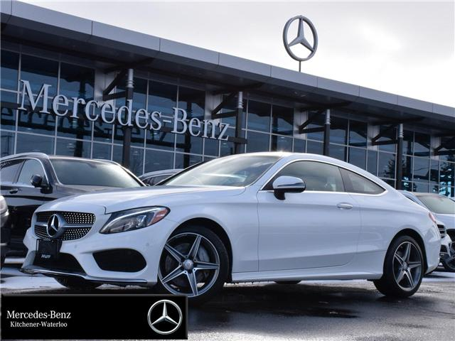 2017 Mercedes-Benz C-Class Base (Stk: K3710) in Kitchener - Image 1 of 30