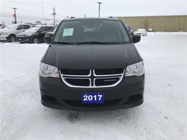 2017 Dodge Grand Caravan CVP/SXT (Stk: 19043) in Sudbury - Image 2 of 17