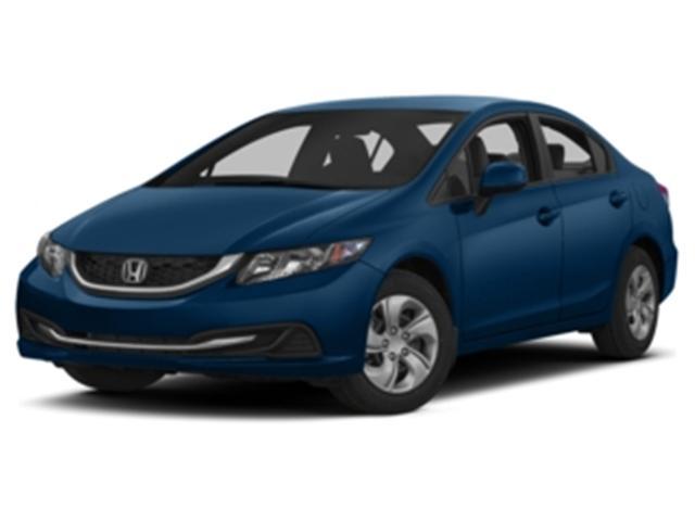 2013 Honda Civic LX (Stk: 013541) in Truro - Image 1 of 9