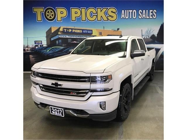 2017 Chevrolet Silverado 1500 LTZ (Stk: 181459) in NORTH BAY - Image 1 of 26