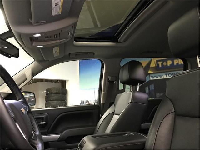 2017 Chevrolet Silverado 1500 LTZ (Stk: 181459) in NORTH BAY - Image 21 of 26