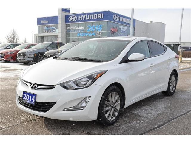 2014 Hyundai Elantra  (Stk: 507084) in Milton - Image 1 of 20