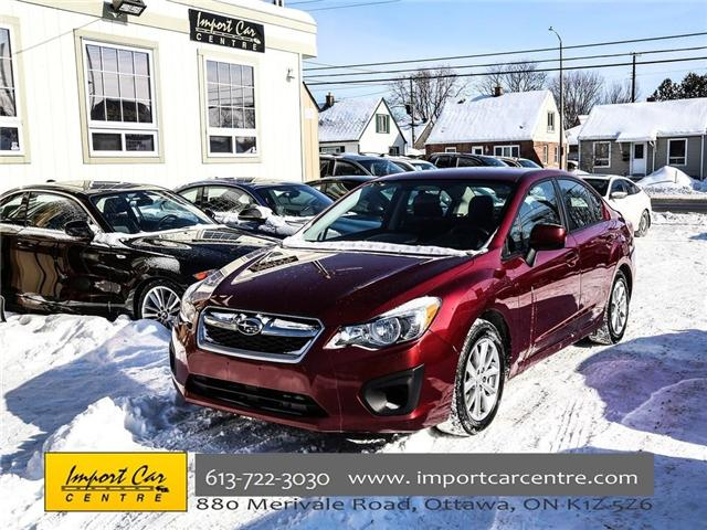 2014 Subaru Impreza 2.0i Touring Package (Stk: 026216) in Ottawa - Image 1 of 22