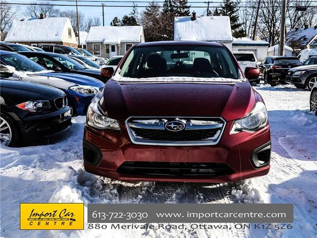 2014 Subaru Impreza 2.0i Touring Package (Stk: 026216) in Ottawa - Image 2 of 22