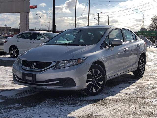 2015 Honda Civic EX (Stk: 57270A) in Scarborough - Image 1 of 23