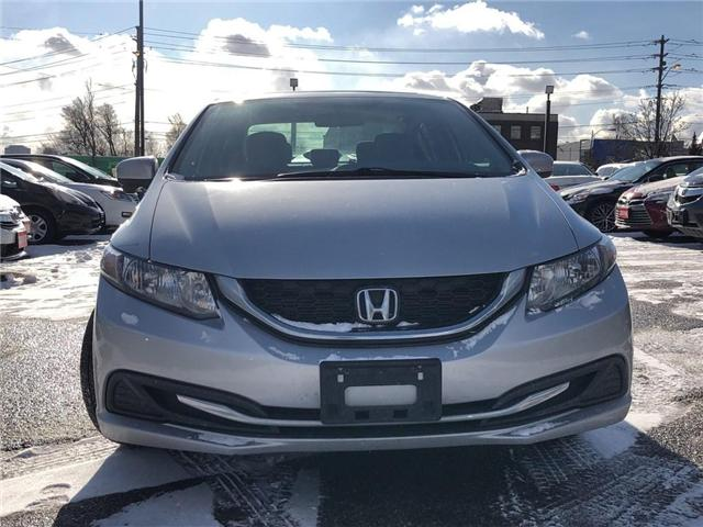 2015 Honda Civic EX (Stk: 57270A) in Scarborough - Image 2 of 23