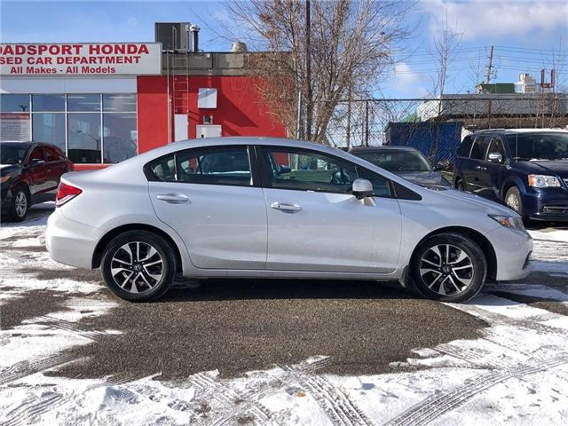 2015 Honda Civic EX (Stk: 57270A) in Scarborough - Image 4 of 23