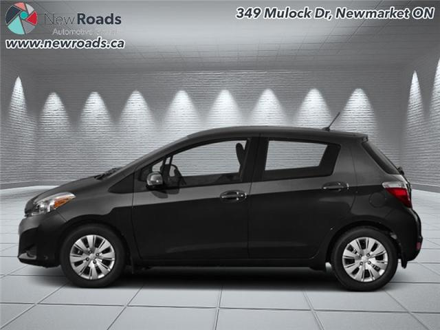 2014 Toyota Yaris LE (Stk: 14096A) in Newmarket - Image 1 of 1