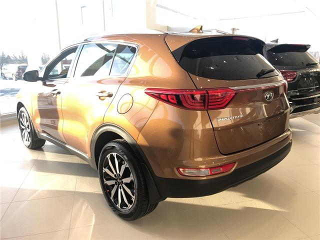2019 Kia Sportage  (Stk: 19013) in Stouffville - Image 2 of 5