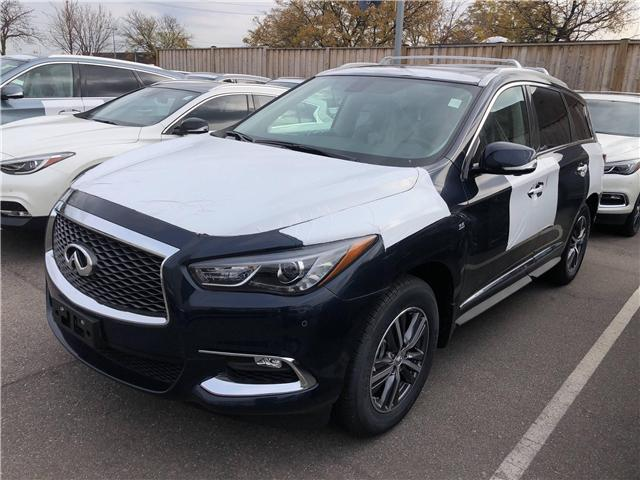 2018 Infiniti QX60 Base (Stk: Q18253) in Oakville - Image 1 of 5