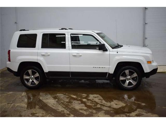 2017 Jeep Patriot HIGH ALTITUDE 4X4-HEATED SEATS * LEATHER * SUNROOF (Stk: B3188) in Cornwall - Image 1 of 30