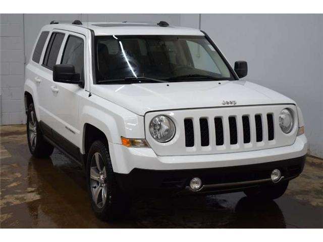 2017 Jeep Patriot HIGH ALTITUDE 4X4-HEATED SEATS * LEATHER * SUNROOF (Stk: B3188) in Cornwall - Image 2 of 30