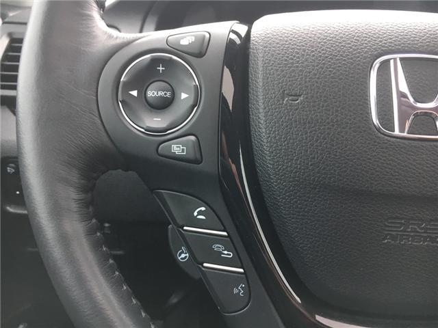 2019 Honda Ridgeline Touring (Stk: 19004) in Barrie - Image 11 of 16