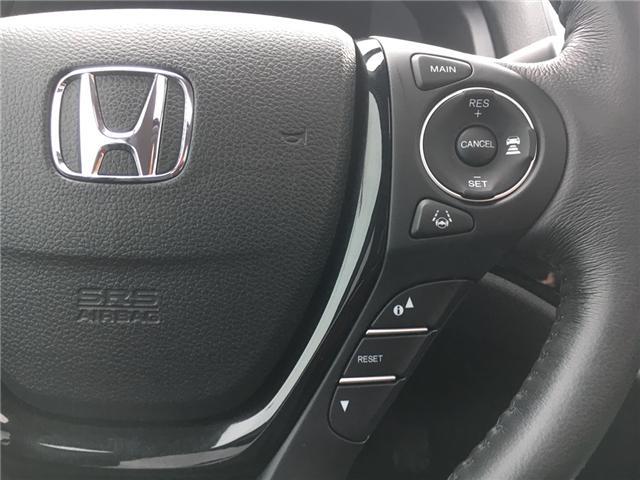 2019 Honda Ridgeline Touring (Stk: 19004) in Barrie - Image 12 of 16