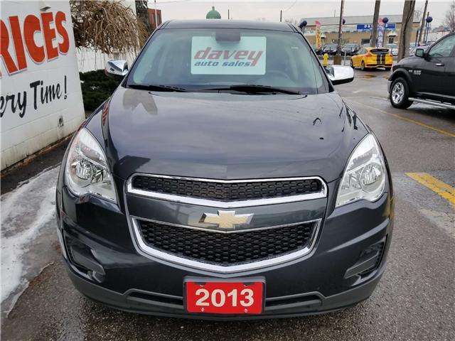 2013 Chevrolet Equinox LS (Stk: 19-077T) in Oshawa - Image 2 of 13
