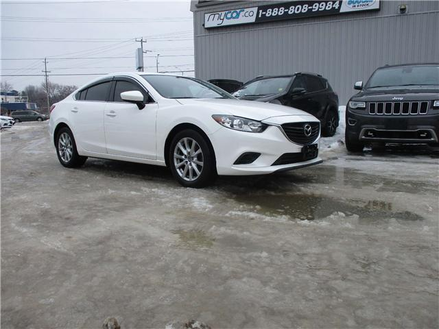 2014 Mazda MAZDA6 GS-I4 (Stk: 190106) in Kingston - Image 1 of 11