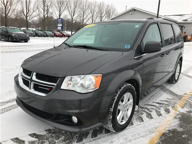 2018 Dodge Grand Caravan Crew (Stk: U3335) in Charlottetown - Image 1 of 25