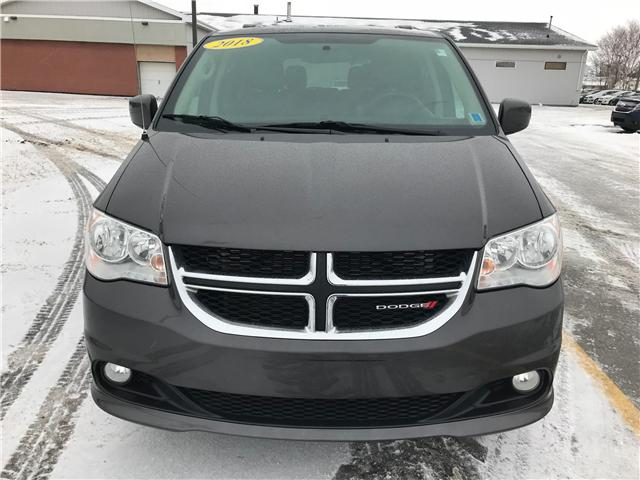 2018 Dodge Grand Caravan Crew (Stk: U3335) in Charlottetown - Image 3 of 25