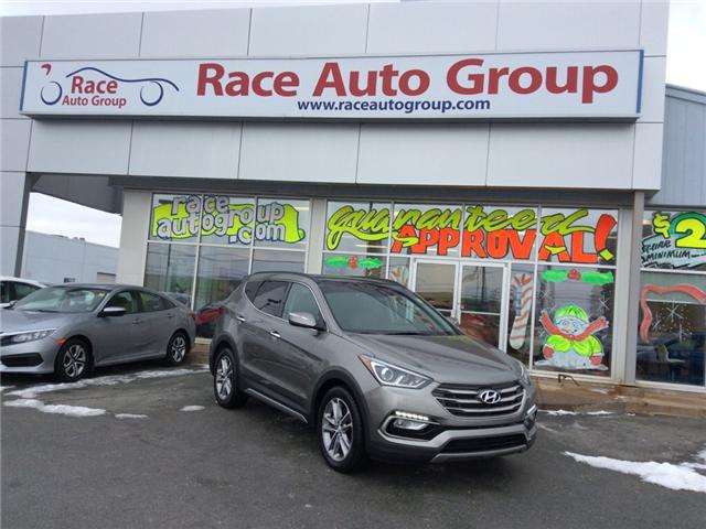 2018 Hyundai Santa Fe Sport 2.0T Limited (Stk: 16423) in Dartmouth - Image 1 of 23