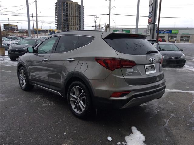 2018 Hyundai Santa Fe Sport 2.0T Limited (Stk: 16423) in Dartmouth - Image 6 of 23