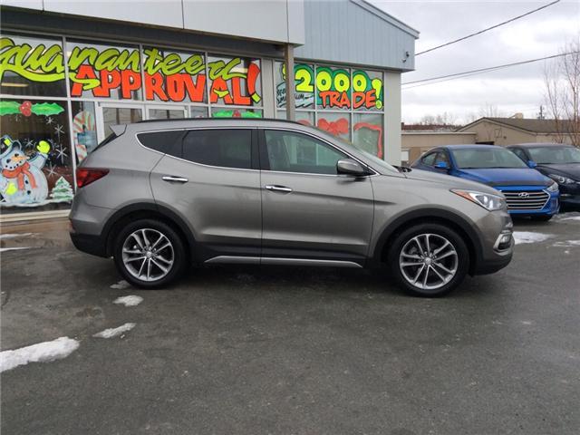 2018 Hyundai Santa Fe Sport 2.0T Limited (Stk: 16423) in Dartmouth - Image 3 of 23
